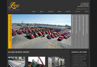 A great web design by Ian Gallardo, Detroit, MI: