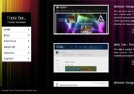 A great web design by Triple Dot Web Design, Mumbai, India: