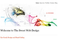 A great web design by Sweet Web Design, Kherson, Ukraine:
