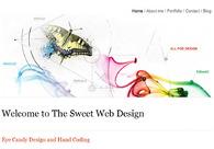 A great web design by Sweet Web Design, Kherson, Ukraine: