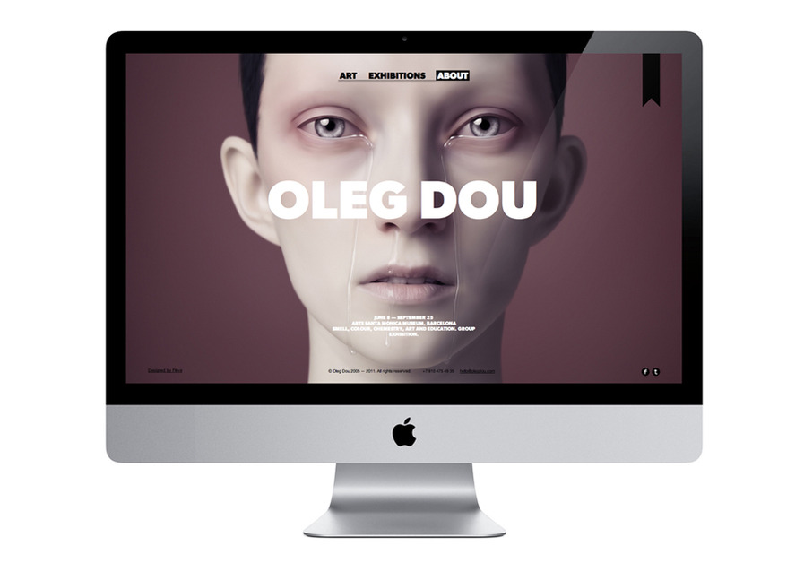 A great web design by Flëve Design Consultancy, New York, NY: