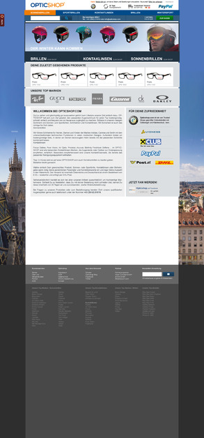 A great web design by Videri Concept GmbH, Munich, Germany: