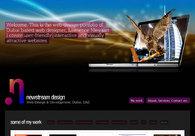 A great web design by Newstream Design, Dubai, United Arab Emirates: