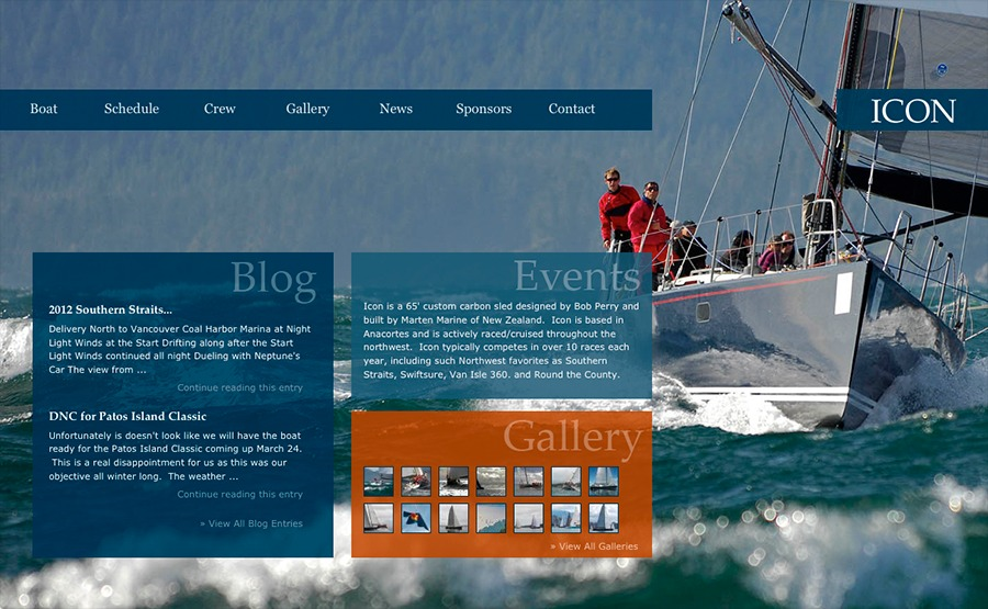 A great web design by Research + Design, Chicago, IL: