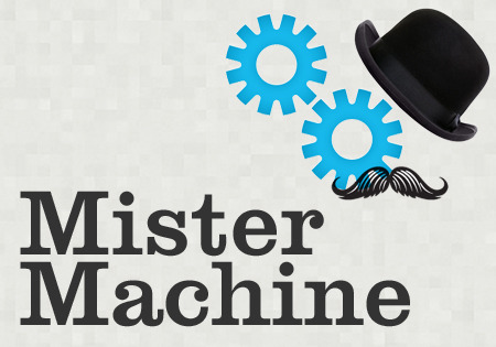 A great web design by Mister Machine, San Francisco, CA: