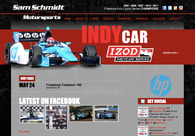 A great web design by MediaFuel: Web/Video, Indianapolis, IN: