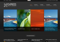 A great web design by Express Web Designs, Washington DC, DC: