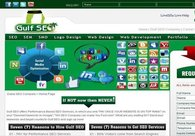 A great web design by Gulf SEO Company, Dubai, United Arab Emirates: