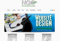 A great web design by NGO, Fort Lauderdale, FL: