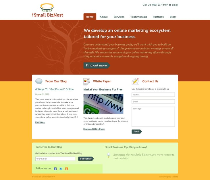 A great web design by Vesess, Colombo, Sri Lanka: