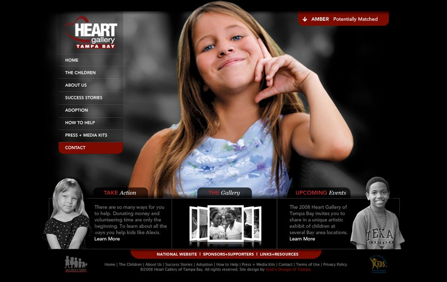 A great web design by Grafx Design Tampa, Tampa, FL:
