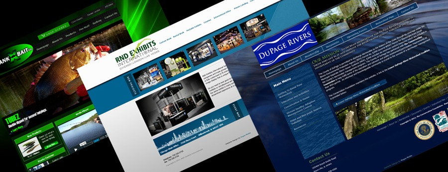 A great web design by RagasMedia Designs, Chicago, IL: