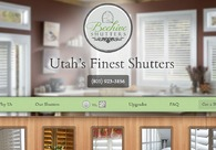 A great web design by Zarin Ficklin, Ogden, UT: