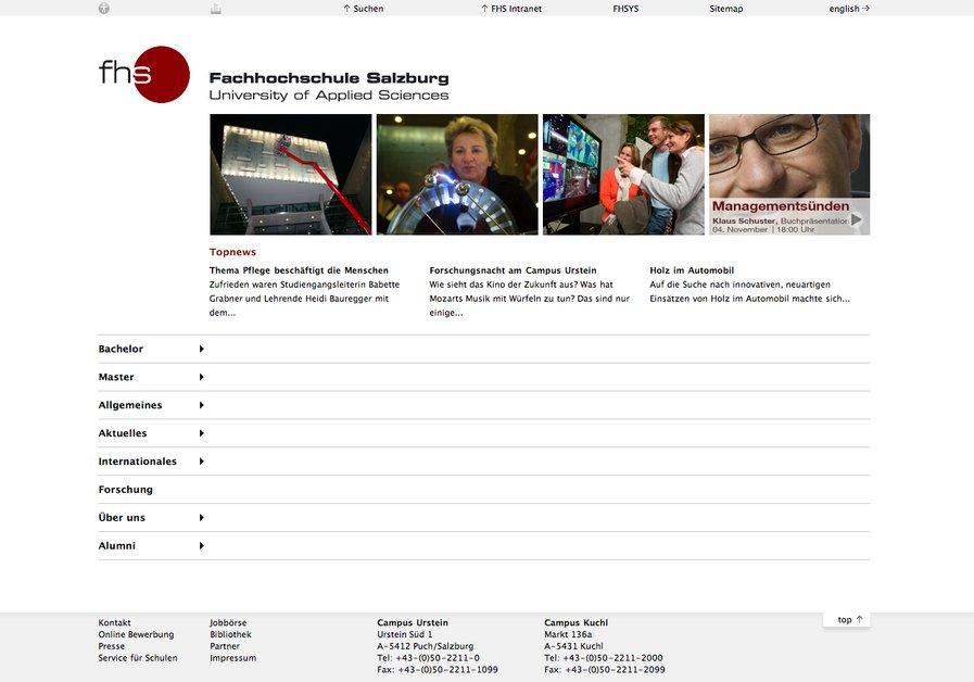 A great web design by Wachenfeld & Golla, Munich, Germany: