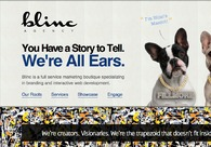 A great web design by Blinc Agency, San Francisco, CA: