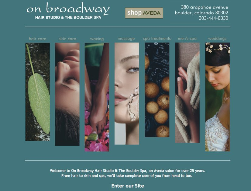 A great web design by Josh Shayne Design, New York, NY: