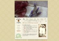 A great web design by Anne Stahl Design, Los Angeles, CA: