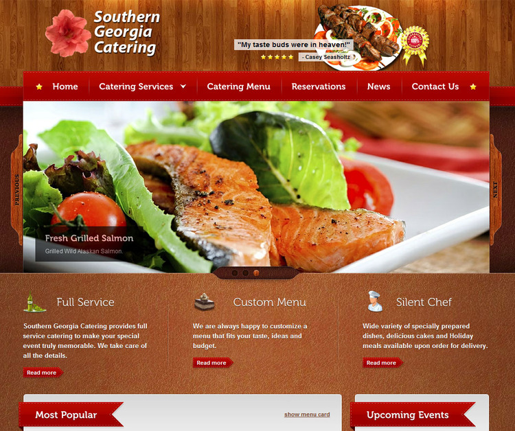 A great web design by Big Daddy Development, Houston, TX: