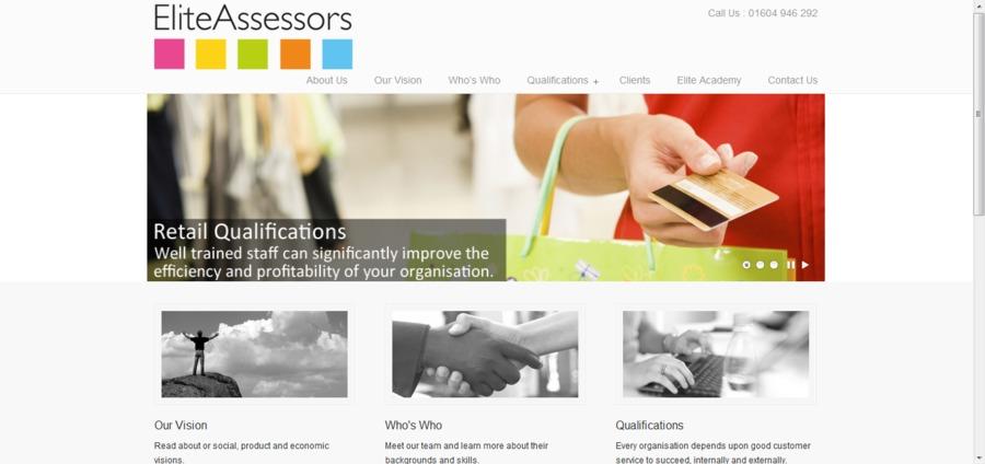 A great web design by EU Design Studio, Birmingham, United Kingdom: