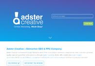 A great web design by Adster Creative, Edmonton, Canada: Responsive Website, Marketing Website , Marketing , Wordpress