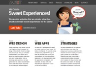 A great web design by SWEET Interactive, Hyderabad, India: