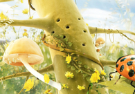 A great web design by Three Bees Digital, Los Angeles, CA: