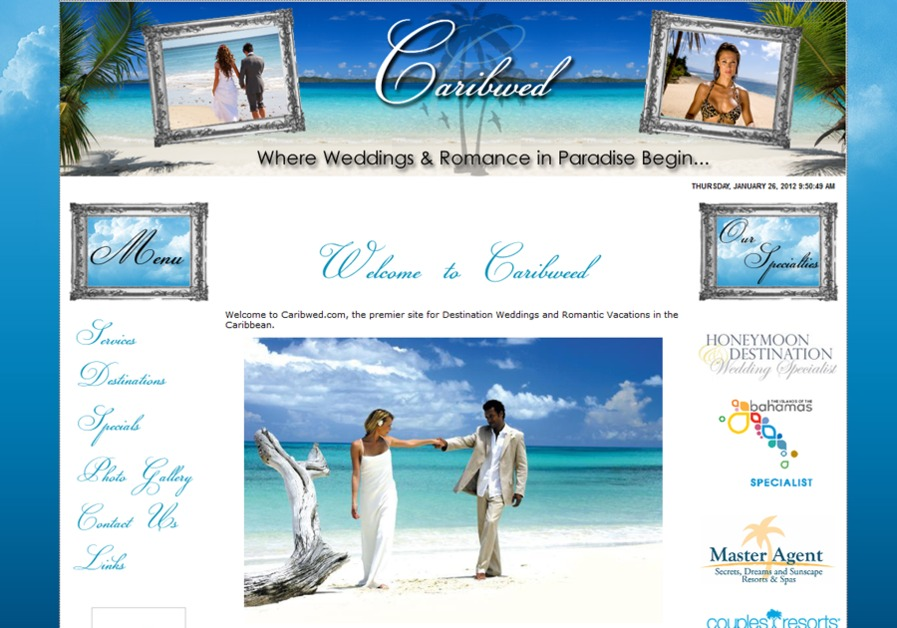 A great web design by Trendy by Design, Fort Lauderdale, FL:
