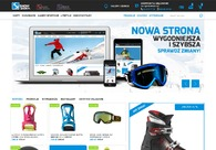 A great web design by Positive Power Sp. z o.o., Gliwice, Poland: Responsive Website, E-Commerce , Sports & Fitness
