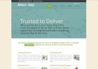 A great web design by Distinct Design Company, Atlanta, GA:
