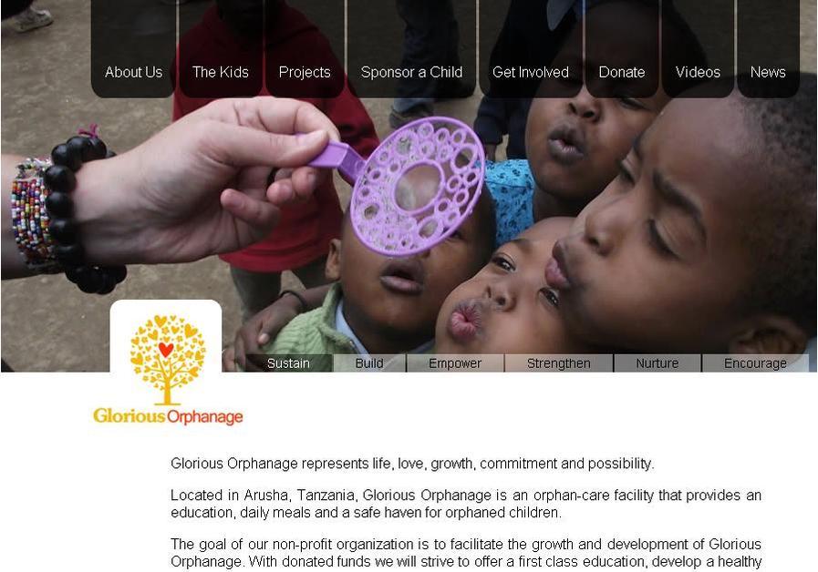 A great web design by Creative Challenges, Inc., Atlanta, GA:
