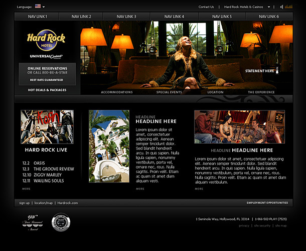 A great web design by digital-telepathy, San Diego, CA: