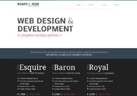 A great web design by Ready2Run, London, United Kingdom: