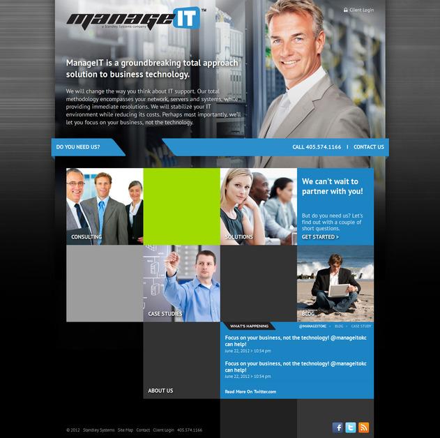 A great web design by Set Sail Media, Minneapolis, MN: