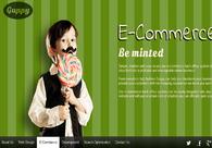 A great web design by Guppy Design, Cardiff, United Kingdom: