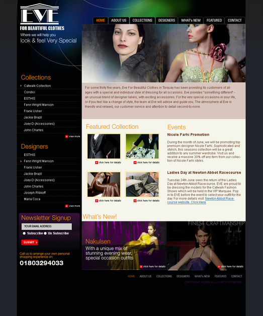 A great web design by Animusmedia, Chennai, India: