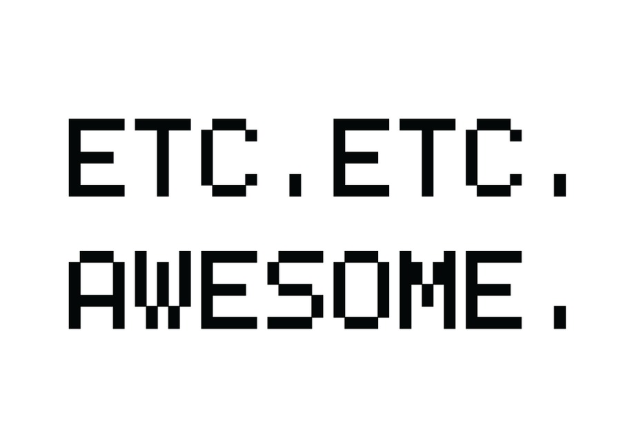A great web design by Etc Etc Awesome, Sydney, Australia: