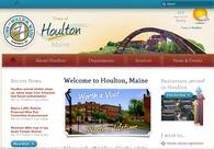 A great web design by RainStorm, Bangor, ME: