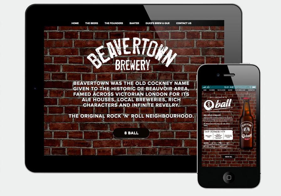A great web design by underscore, London, United Kingdom: