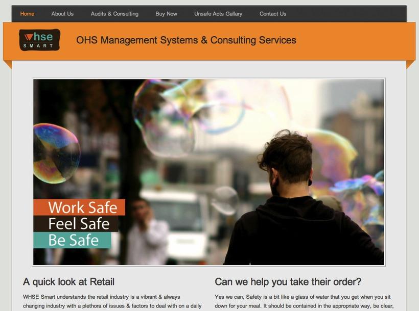 A great web design by FluffyJack Design, Sydney, Australia:
