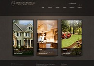 A great web design by Marcy Design Group, Columbus, OH: