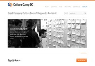 A great web design by Teague Hopkins Group, Washington DC, DC: