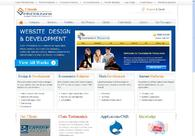 A great web design by Sleek Infosolutions Pvt. Ltd., Kolkata, India: