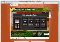 A great web design by Kupferwerk GmbH, Regensburg, Germany:
