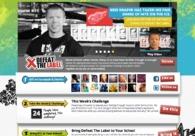 A great web design by Brilliant Chemistry, Detroit, MI: