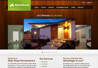 A great web design by Dronestudios:
