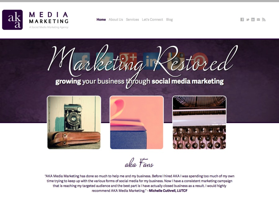 A great web design by Firebrand Media, LLC, Martinsburg, WV: Responsive Website, Marketing Website , Technology , ExpressionEngine