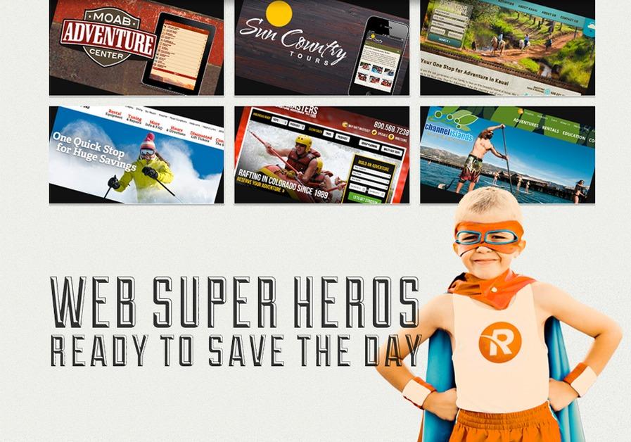 A great web design by Resmark Interactive, Salt Lake City, UT: