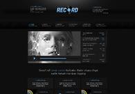 A great web design by aShocka, Ljubljana, Slovenia: