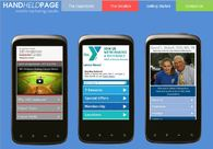 A great web design by Hand Held Page - Mobile Design, Houston, TX: