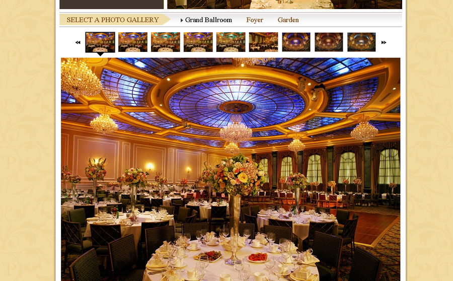 A great web design by Henrick at Trimark , Los Angeles, CA: